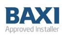 Baxi Approved Installer logo